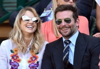 Bradley Cooper and fiancee